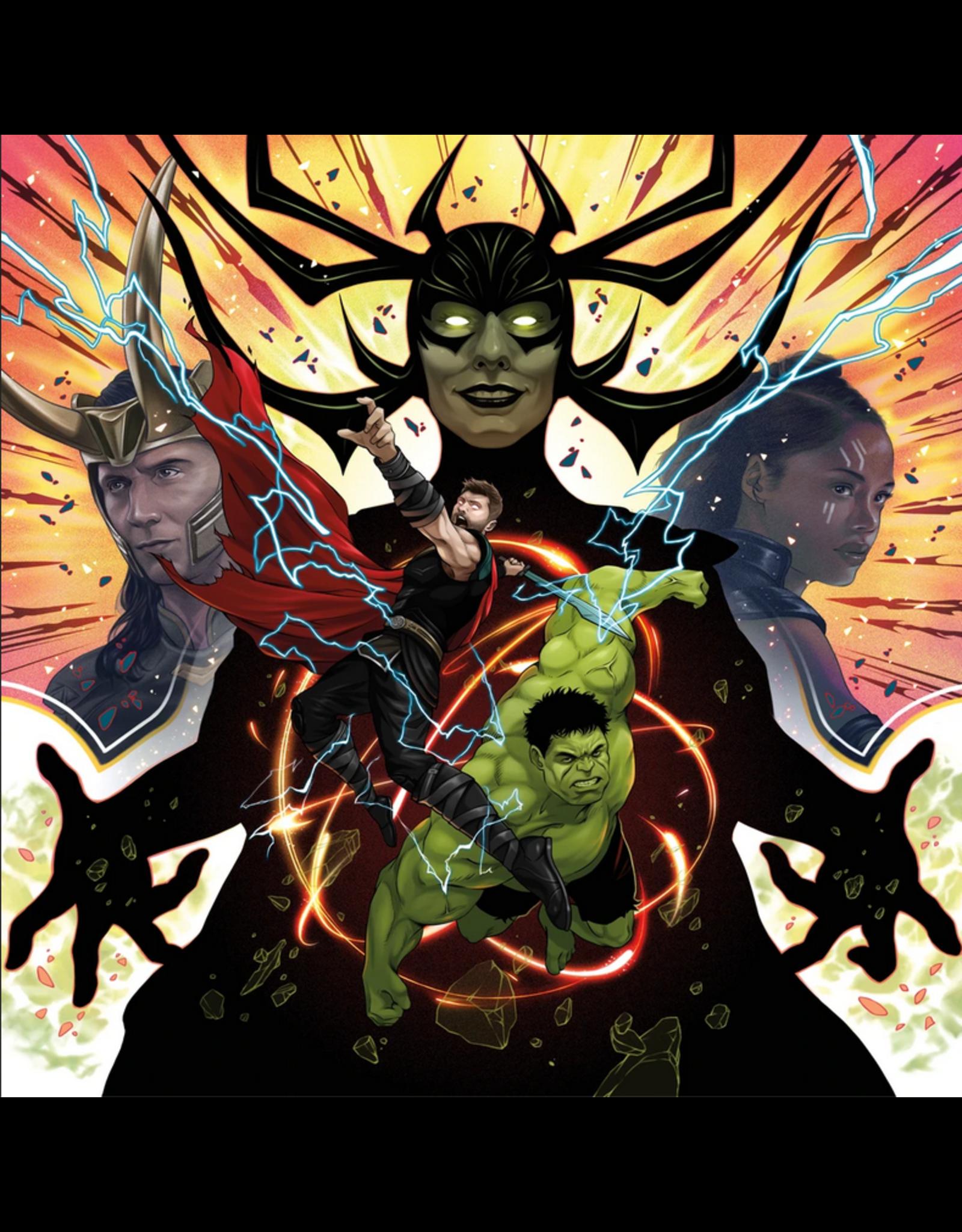 Mark Mothersbaugh - Thor Ragnarok 2LP