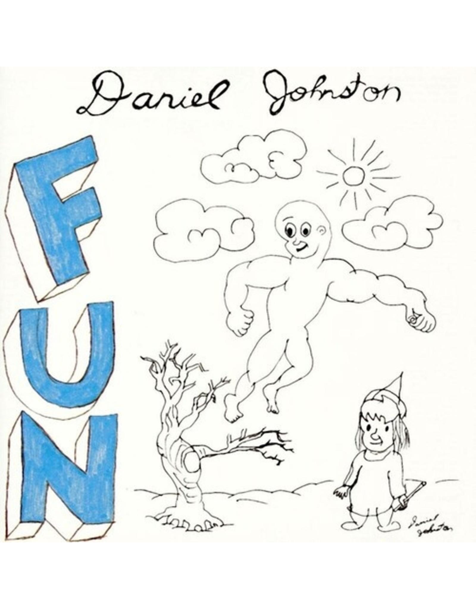 New Vinyl Daniel Johnston - Fun LP