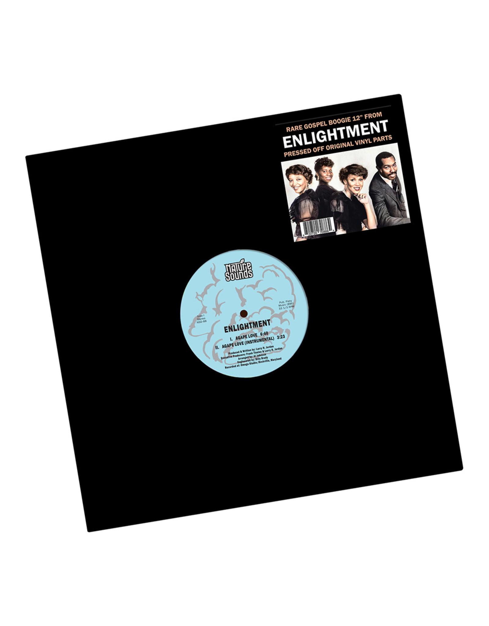 """New Vinyl Enlightenment - Agape Love 12"""""""