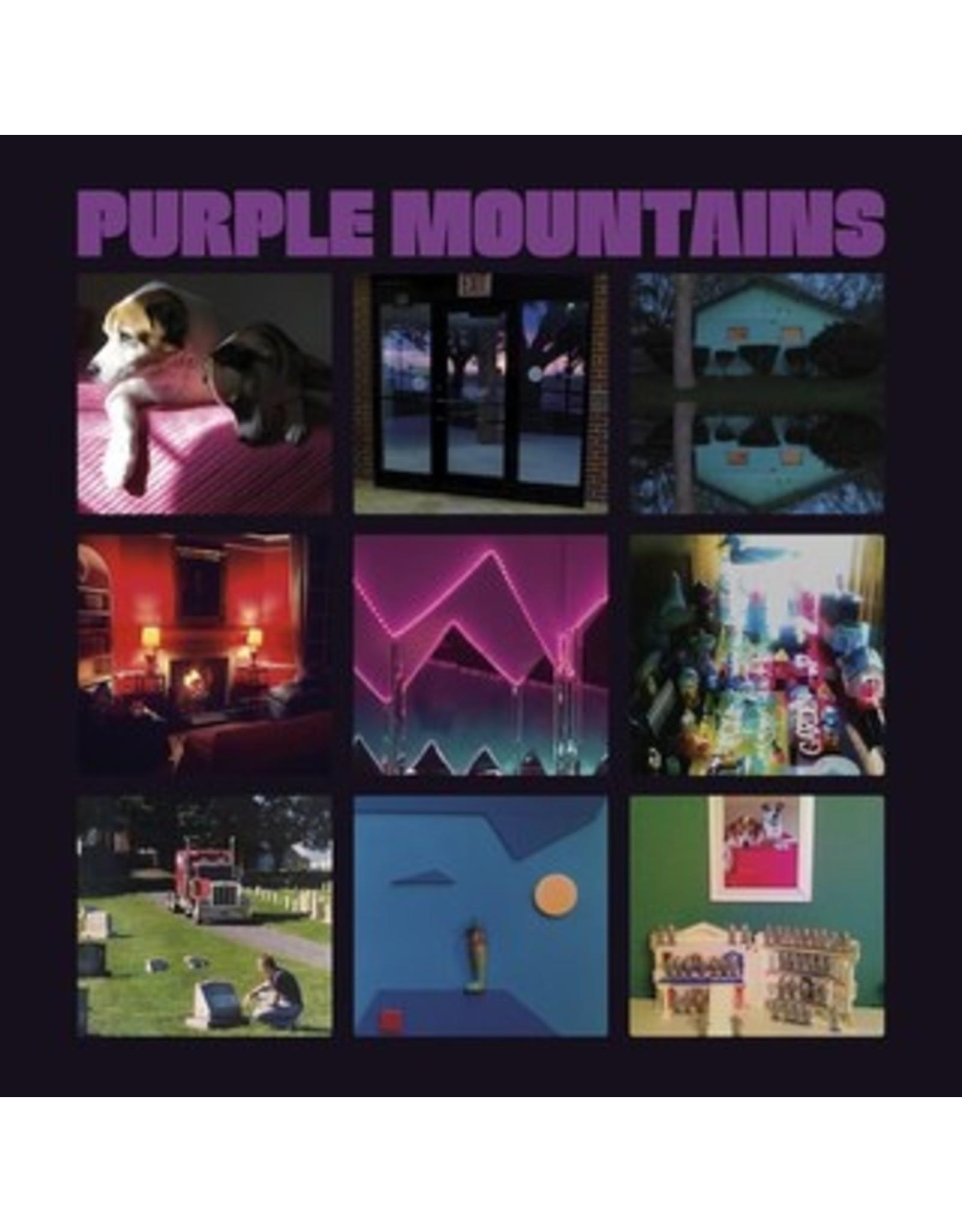 New Vinyl Purple Mountains - S/T LP