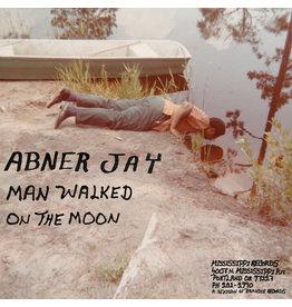 New  Vinyl Abner Jay - Man Walked On The Moon LP