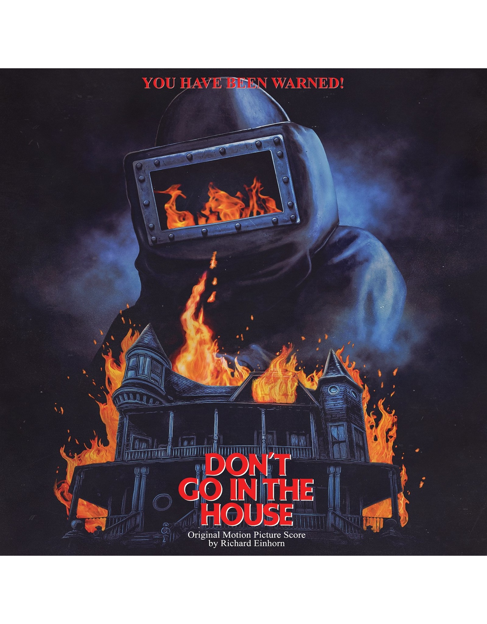 New Vinyl Richard Einhorn - Don't Go In The House OST (Colored) 2LP
