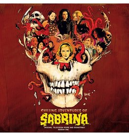 Various - Chilling Adventures Of Sabrina OST (Colored) 3LP