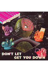 Wajatta - Don't Let Get You Down 2LP