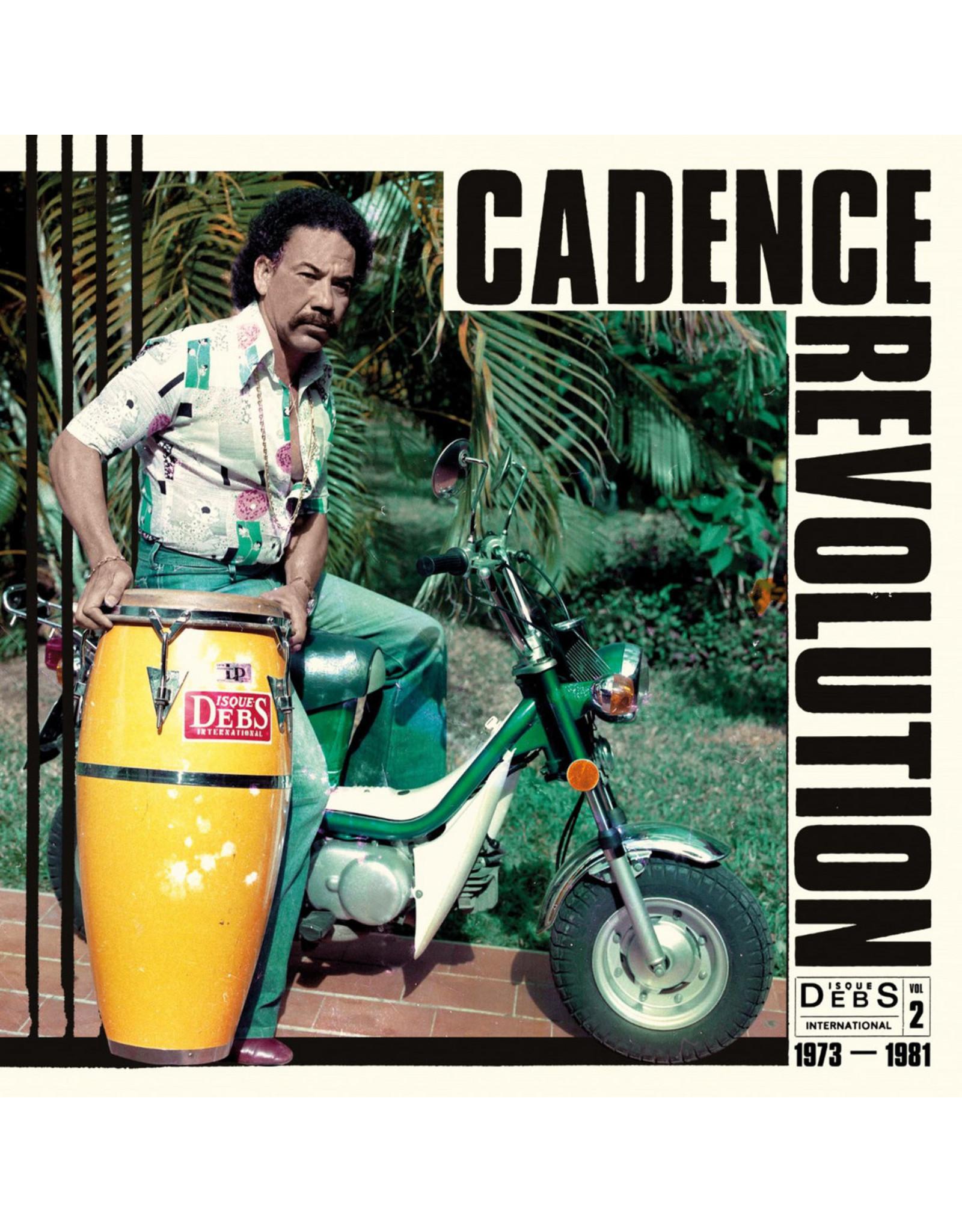 New Vinyl Various - Cadence Revolution: Disque Debs International Vol. 2 2LP