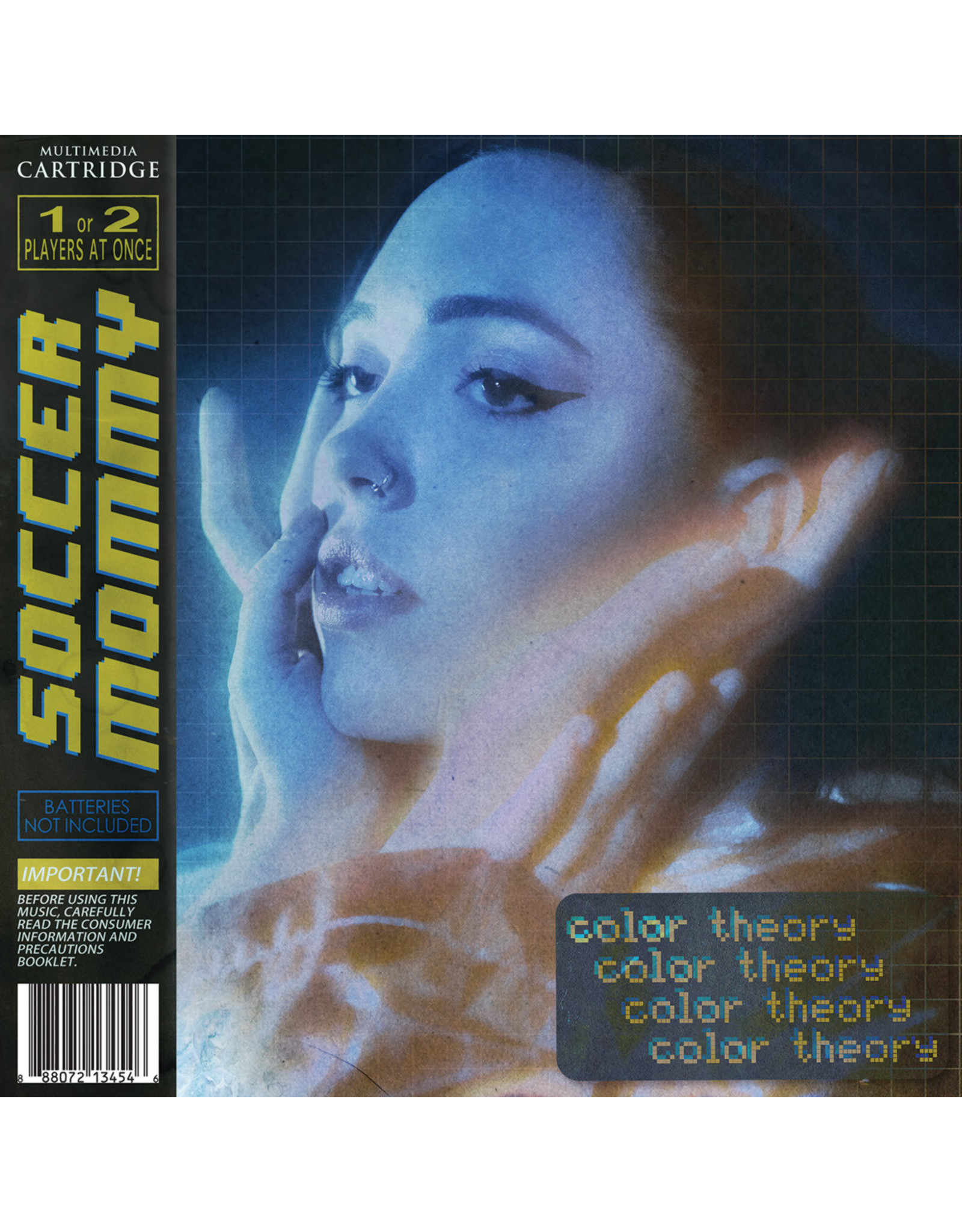 New Vinyl Soccer Mommy - Color Theory LP