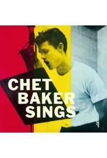 New Vinyl Chet Baker - Sings LP