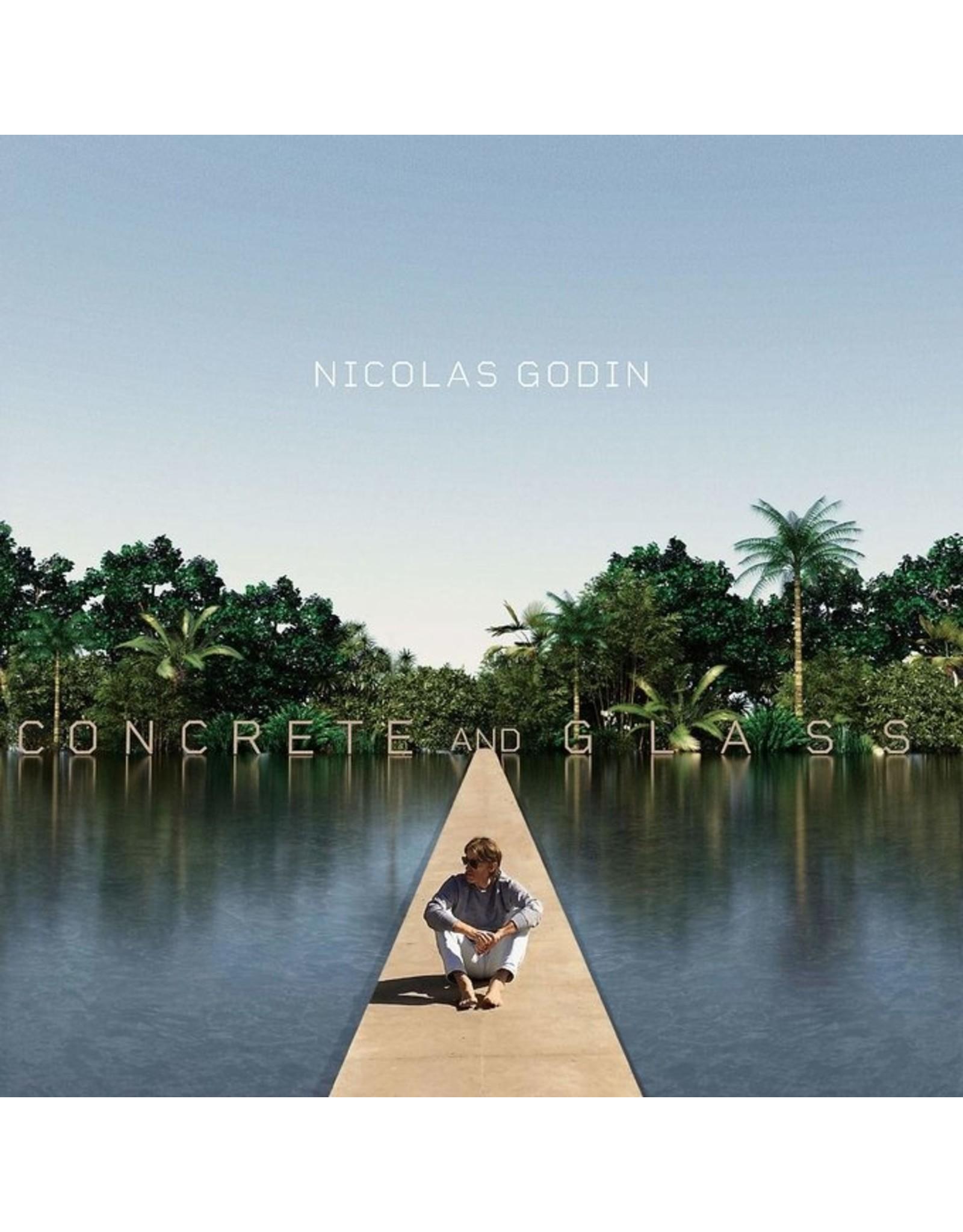 New Vinyl Nicolas Godin - Concrete & Glass LP