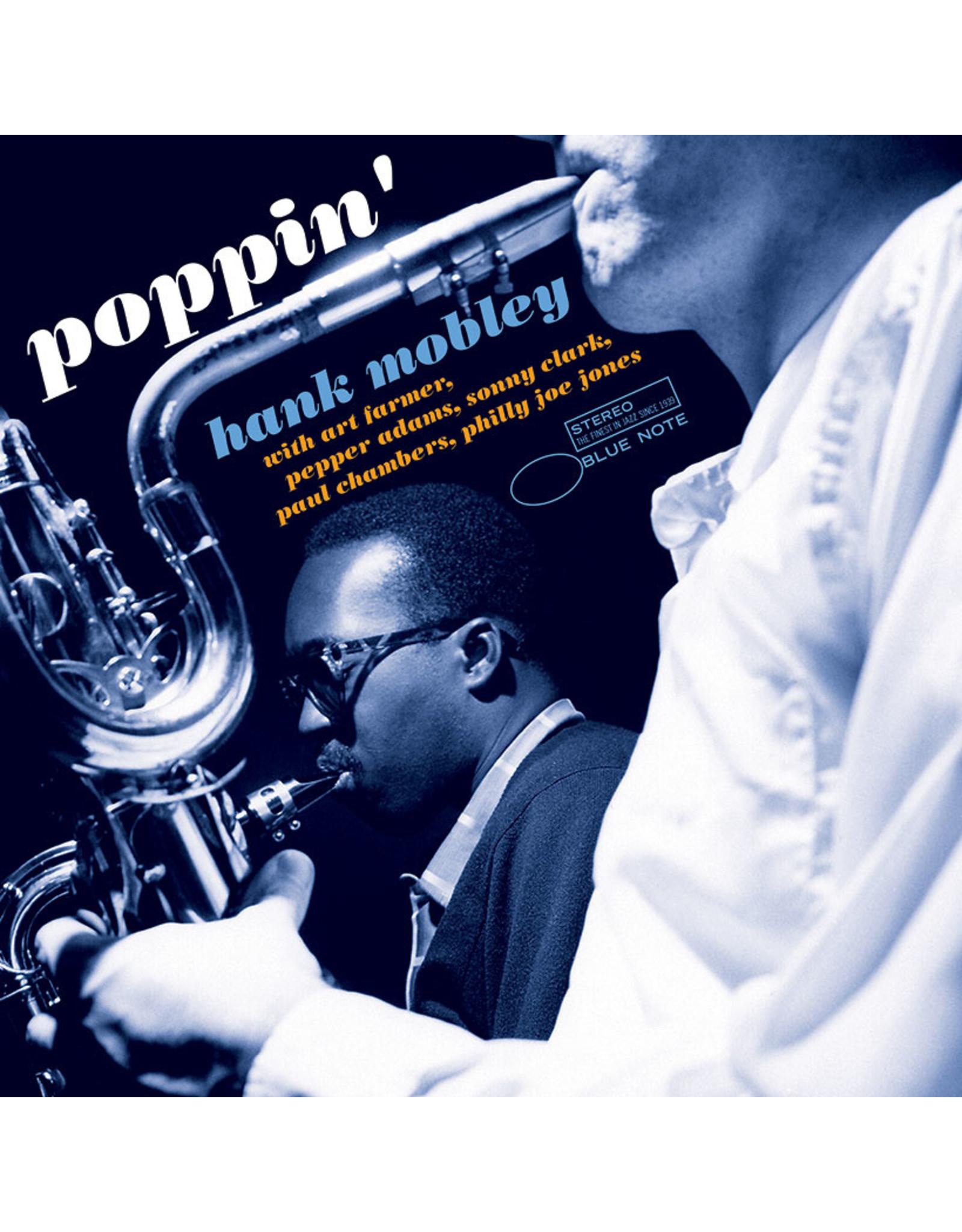 New Vinyl Hank Mobley - Poppin' LP