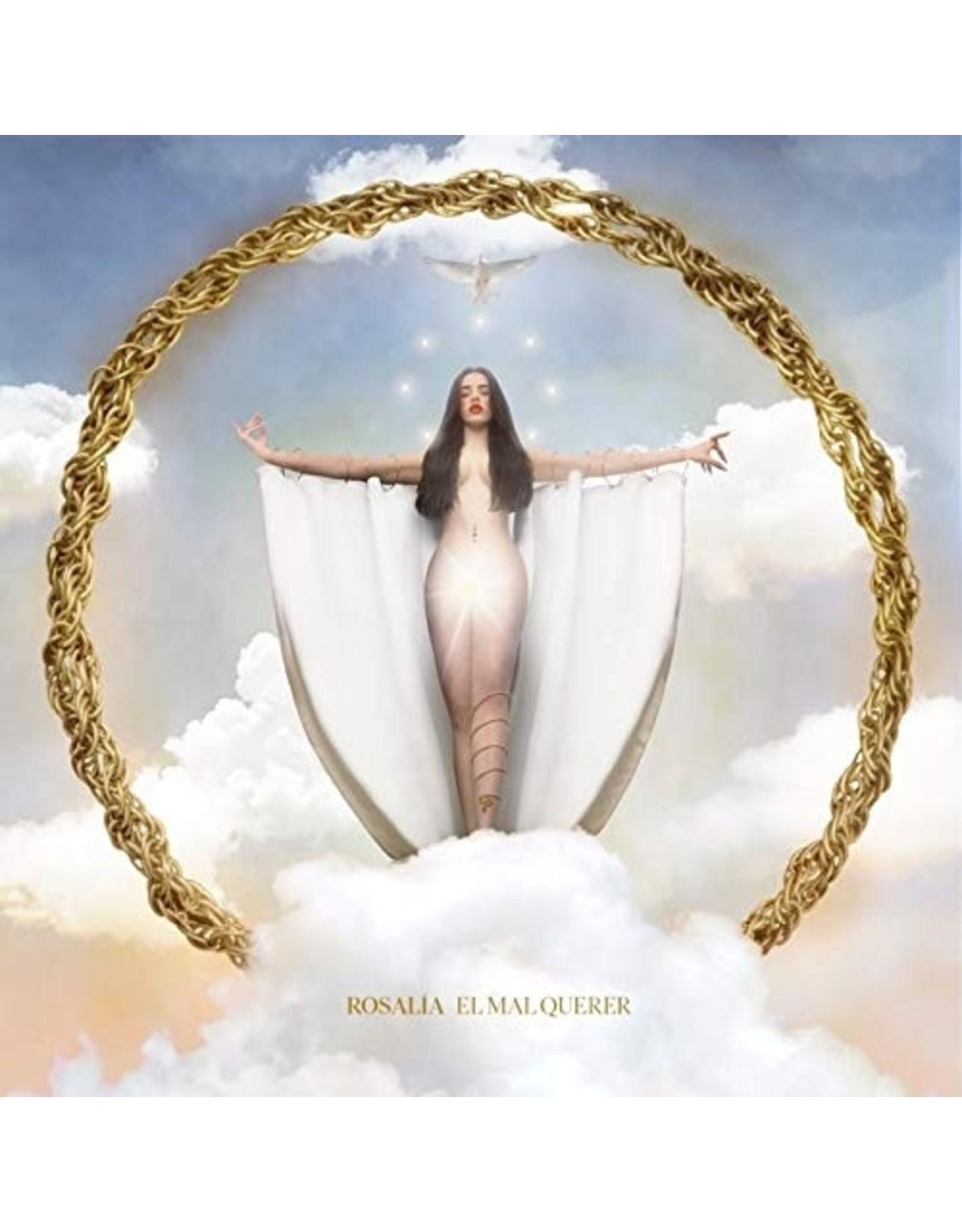 New Vinyl Rosalia - El Mal Querer 2LP