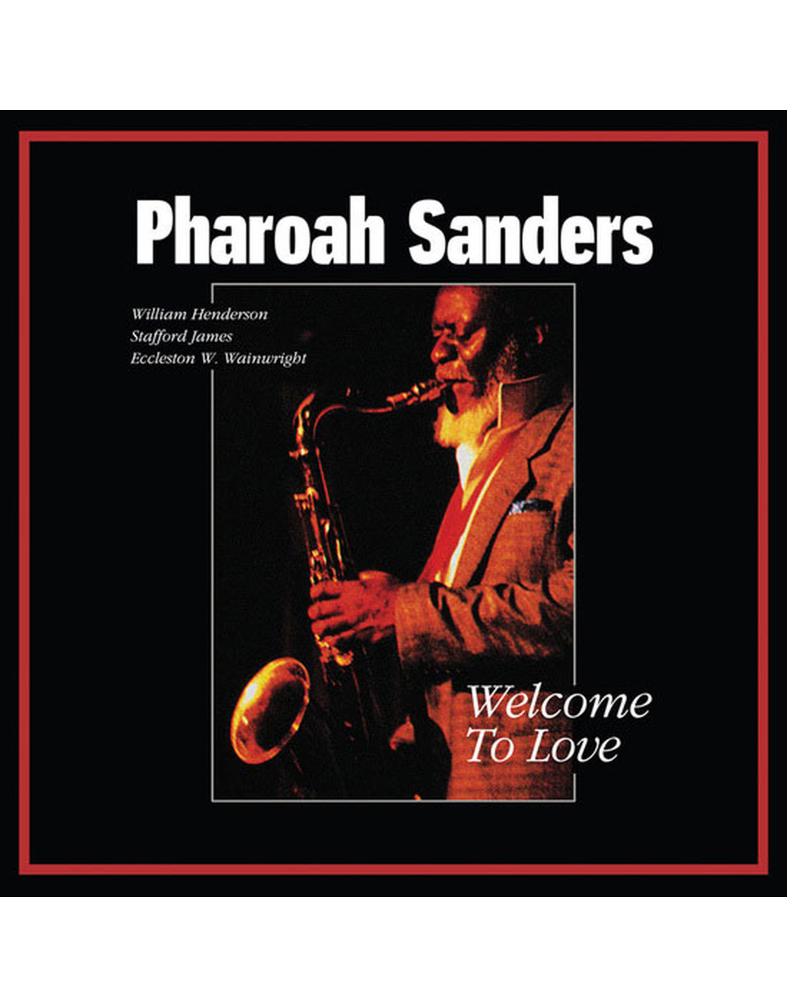 Pharoah Sanders - Welcome To Love 2LP