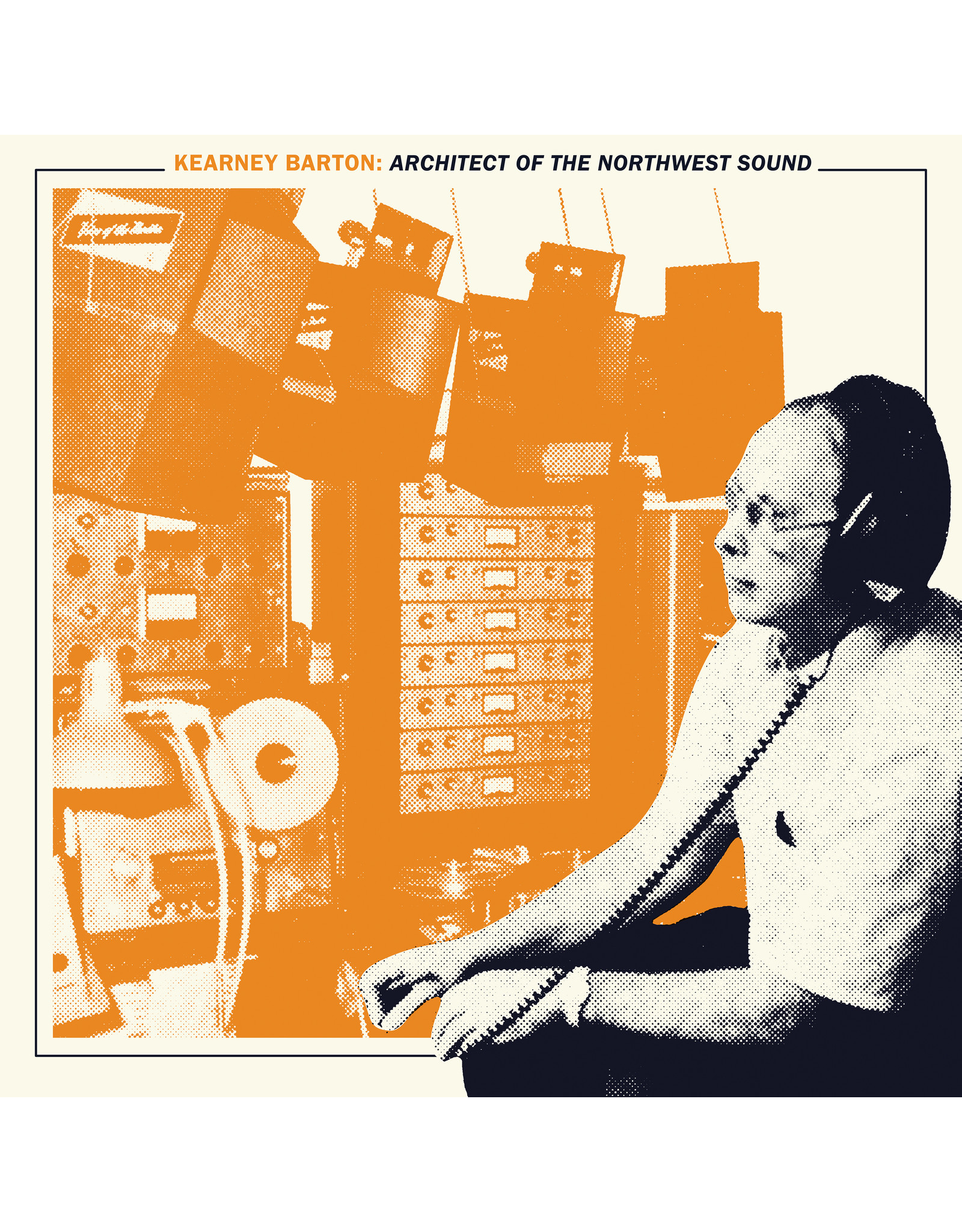 Various - Kearney Barton: Architect Of The Northwest Sound 1959-1991 2LP
