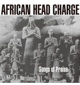 New  Vinyl African Head Charge - Songs Of Praise 2LP