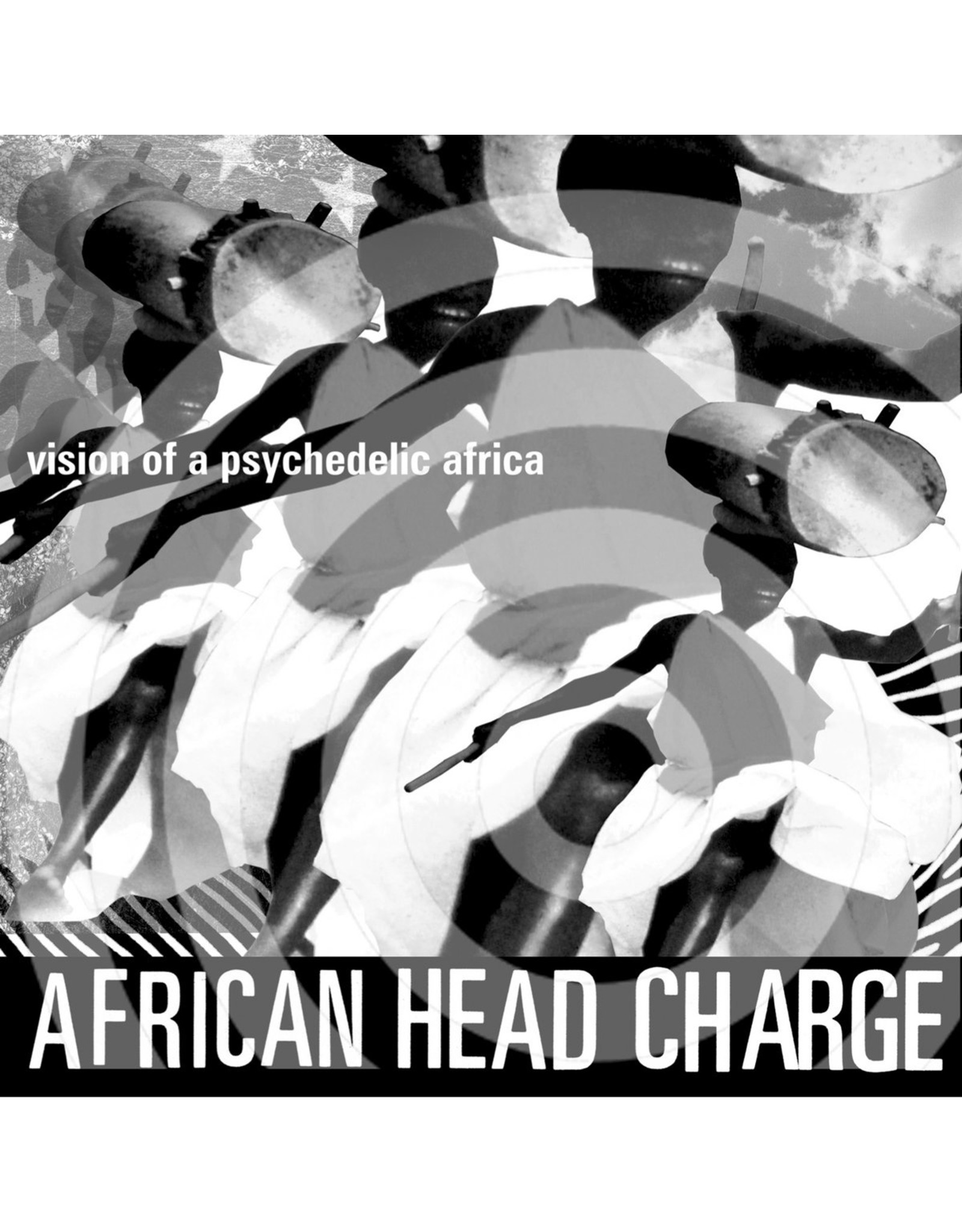 New Vinyl African Head Charge - Vision Of A Psychedelic Africa 2LP