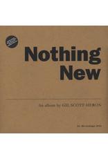 New Vinyl Gil Scott-Heron - Nothing New LP
