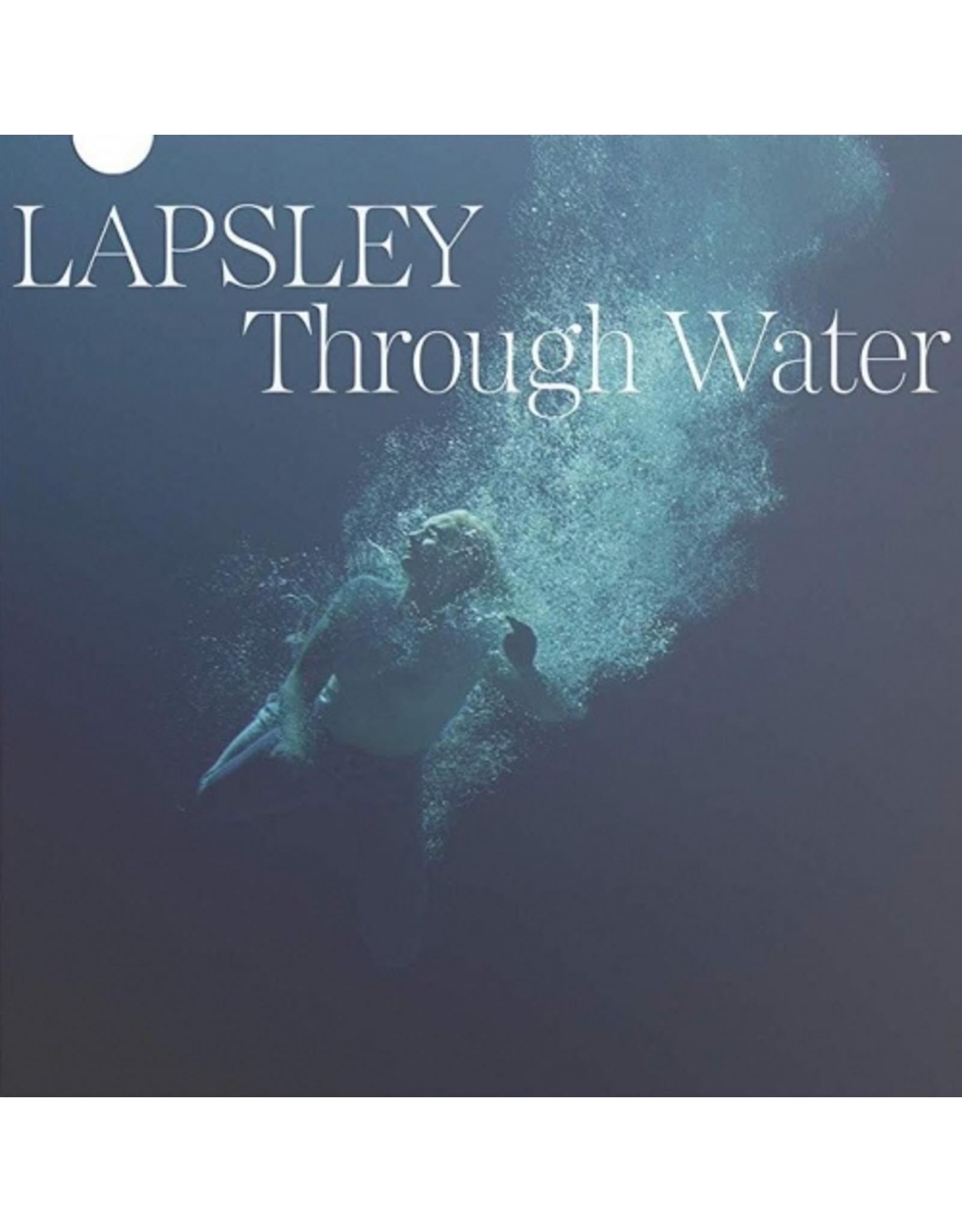 """Lapsley - Through Water LP+7"""""""