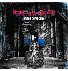 New Vinyl Afu-Ra - Urban Chemistry 2LP