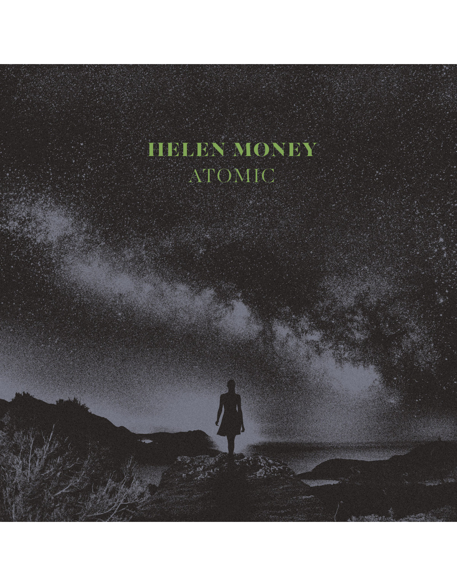 New Vinyl Helen Money - Atomic LP