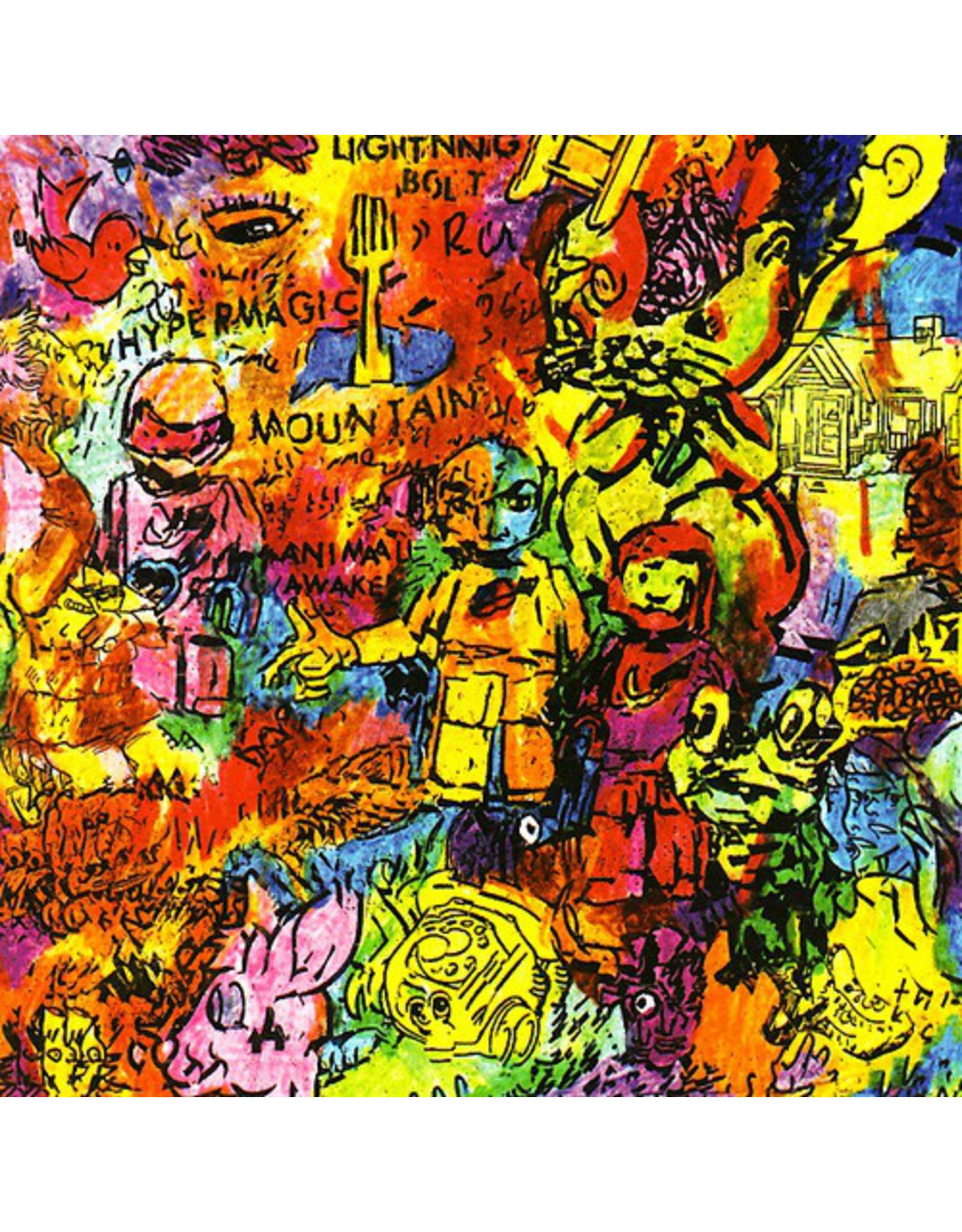 New Vinyl Lightning Bolt - Hypermagic Mountain (Colored) 2LP