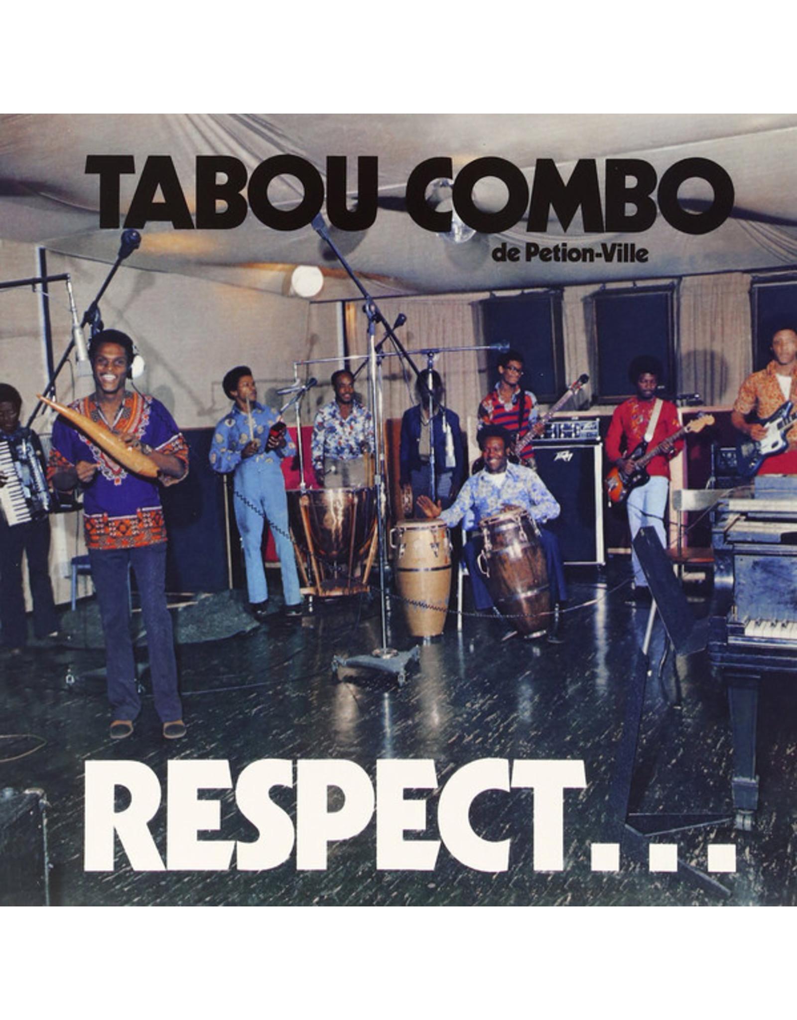 New Vinyl Tabou Combo - Respect LP
