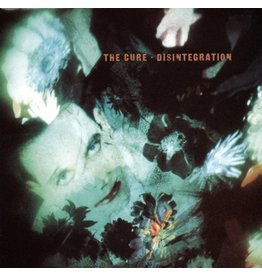 New Vinyl The Cure - Disintegration (UK Import) 2LP