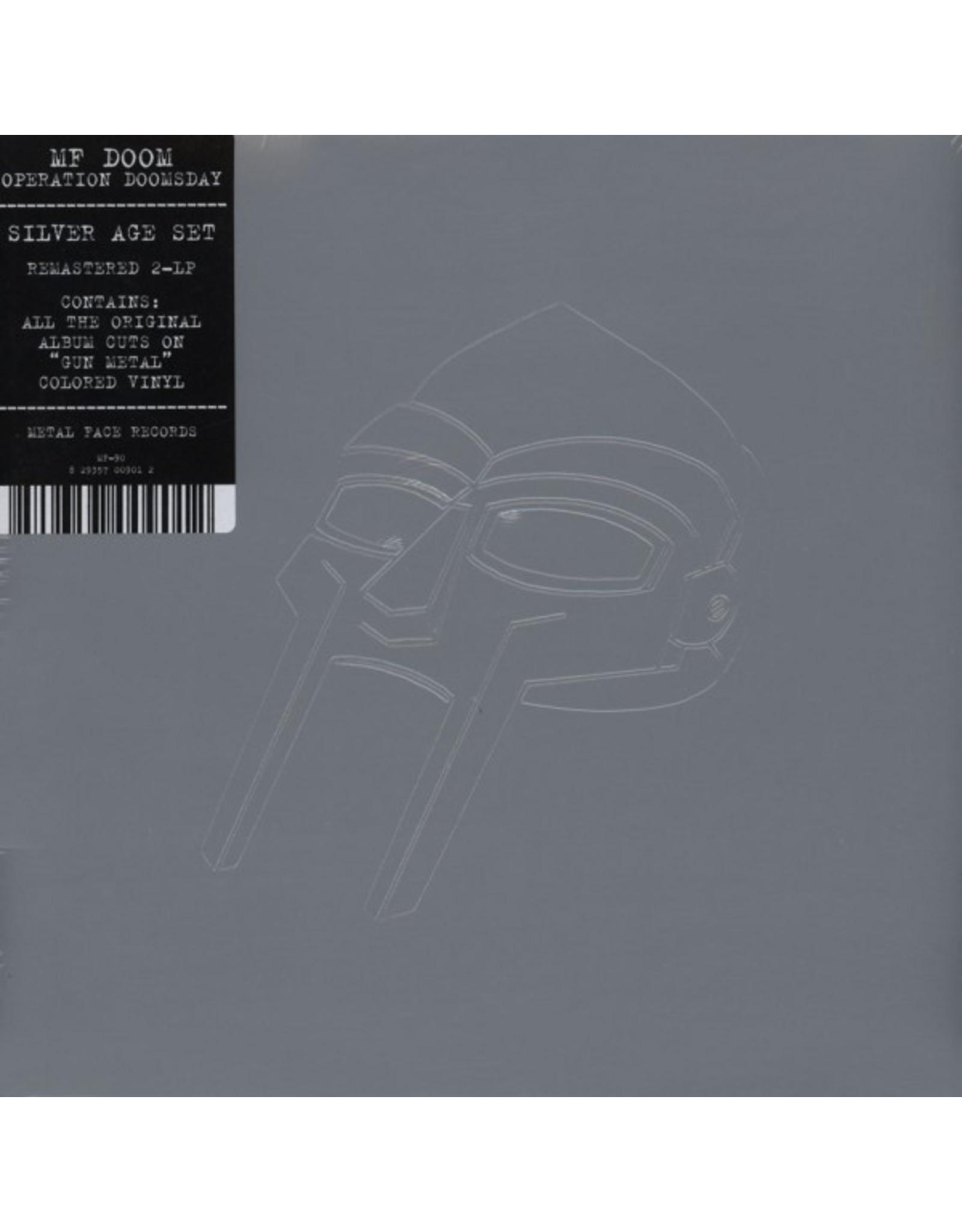New Vinyl MF DOOM - Operation Doomsday (Silver Cover) 2LP