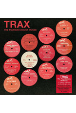 New Vinyl Various - TRAX: The Foundations Of House 2LP