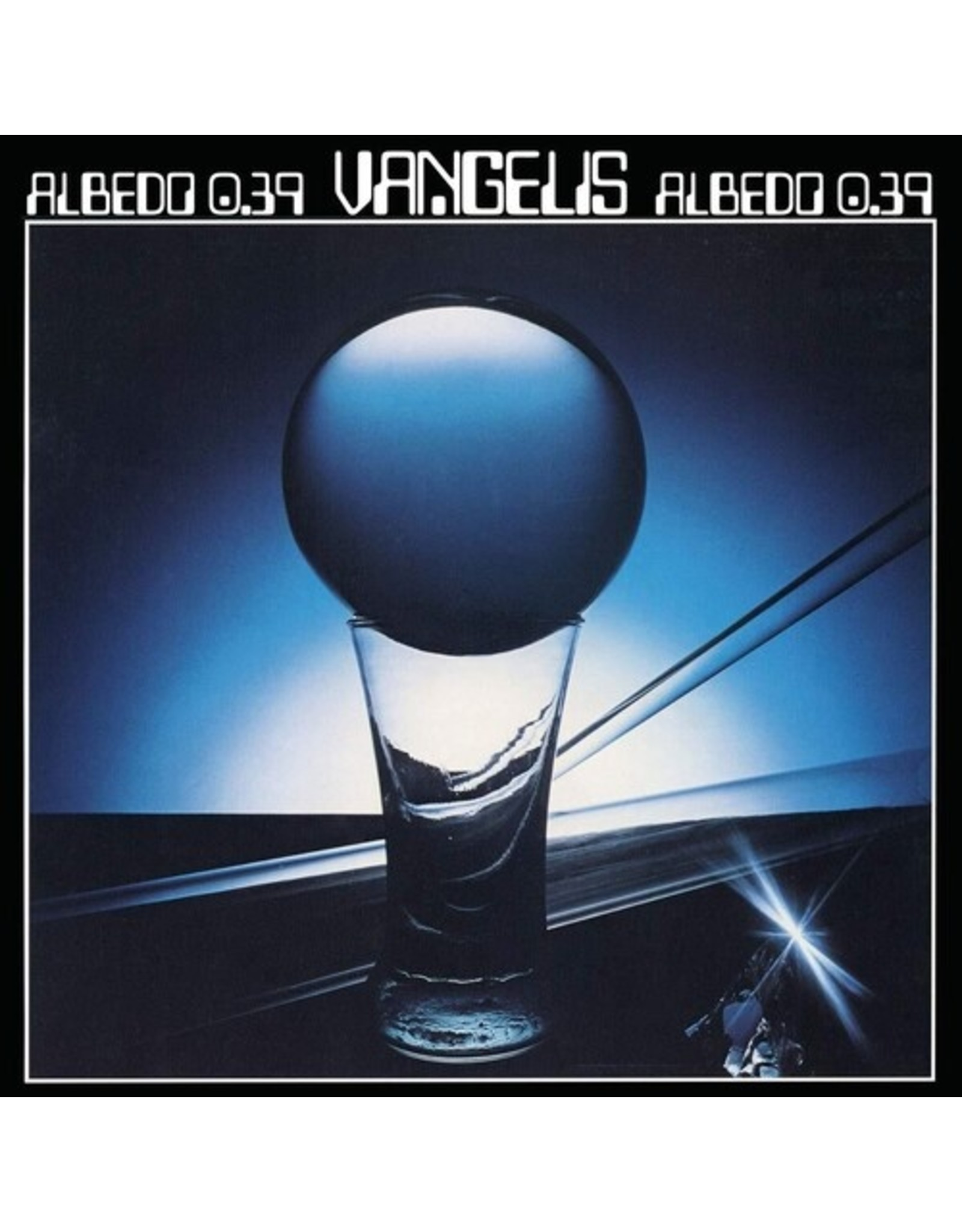 Vangelis - Albedo 0.39 (Ltd. Color) LP