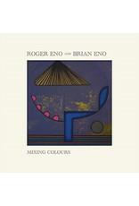 New Vinyl Roger Eno & Brian Eno - Mixing Colours 2LP