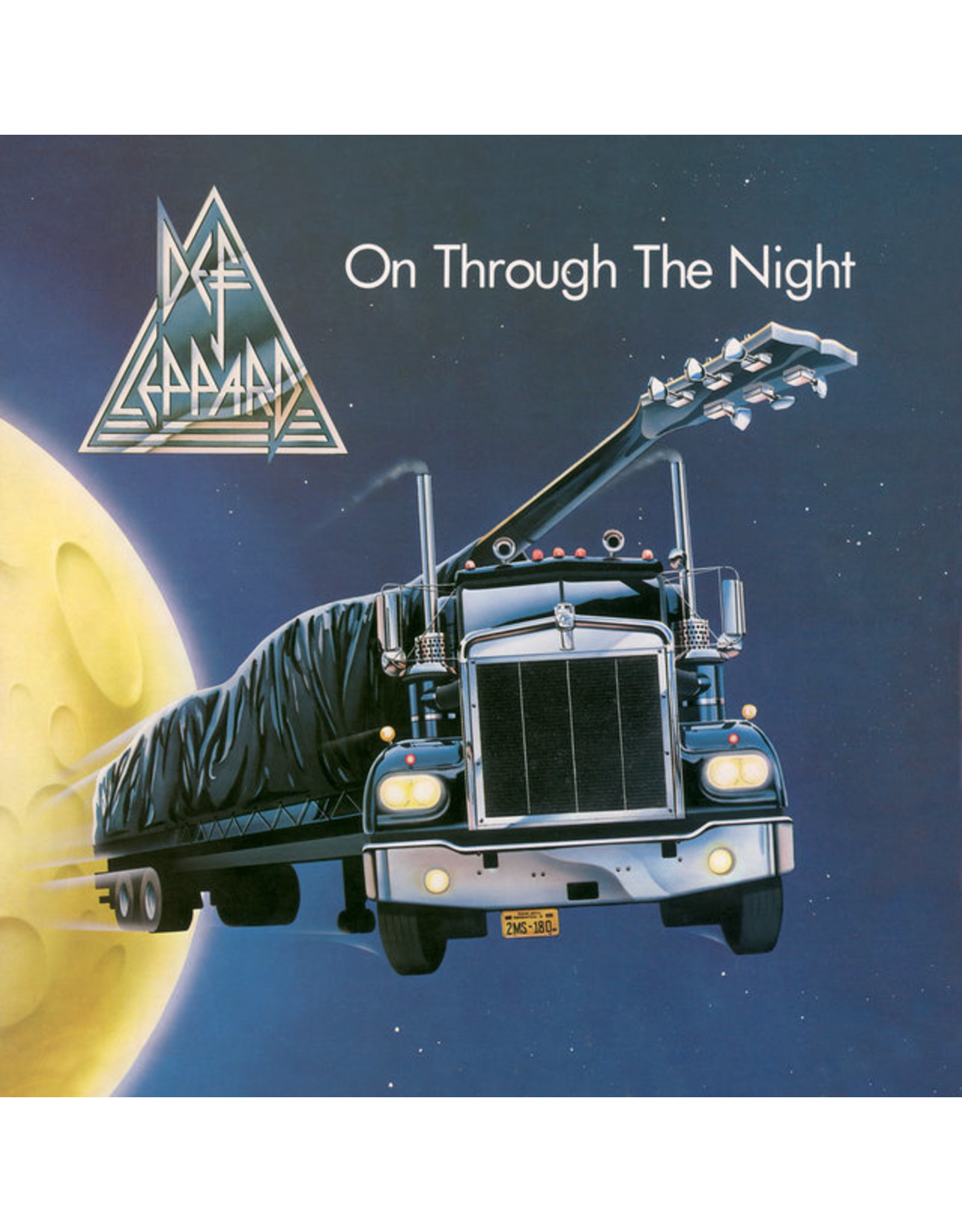 Def Leppard - On Through The Night LP