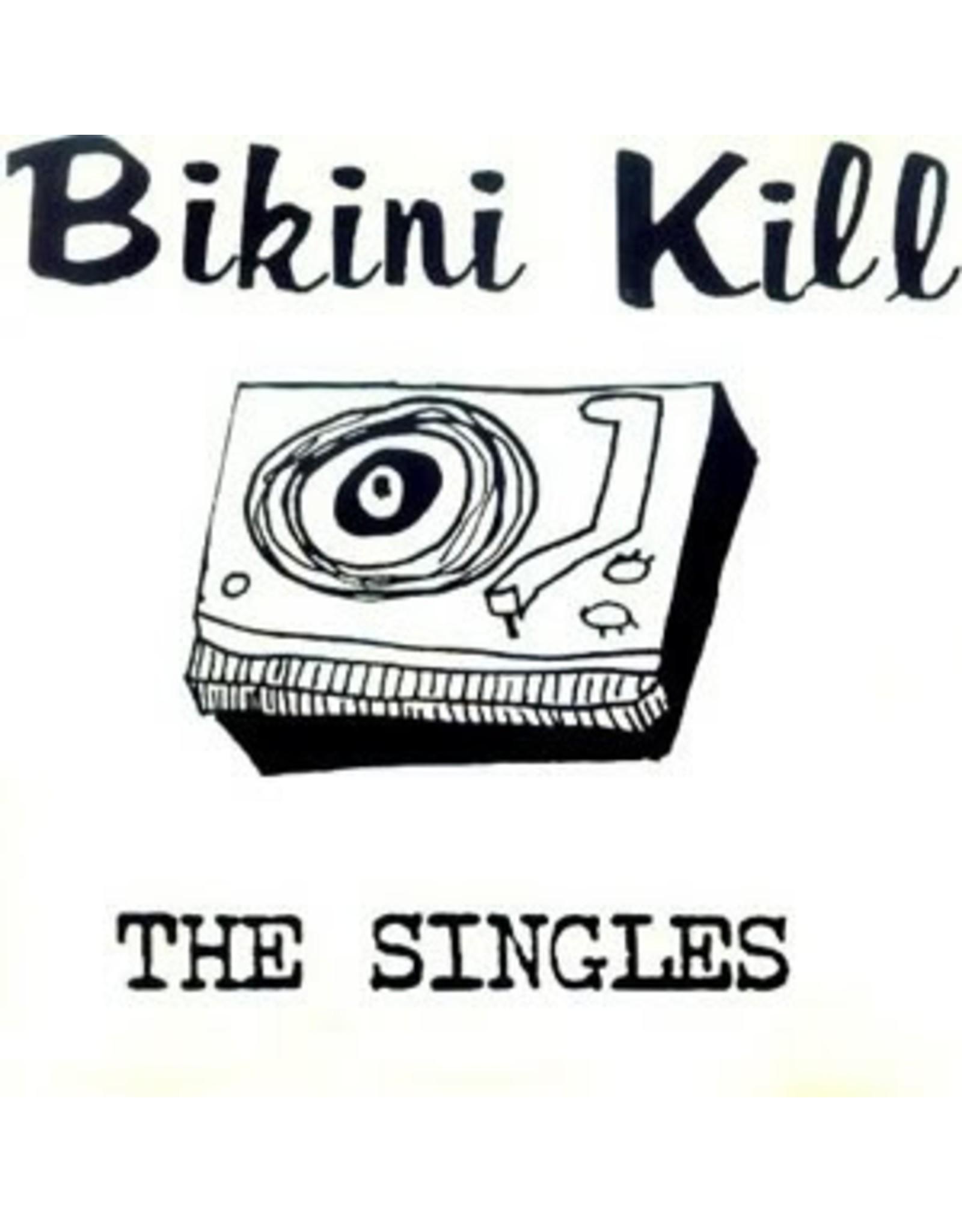 New Vinyl Bikini Kill - The Singles LP