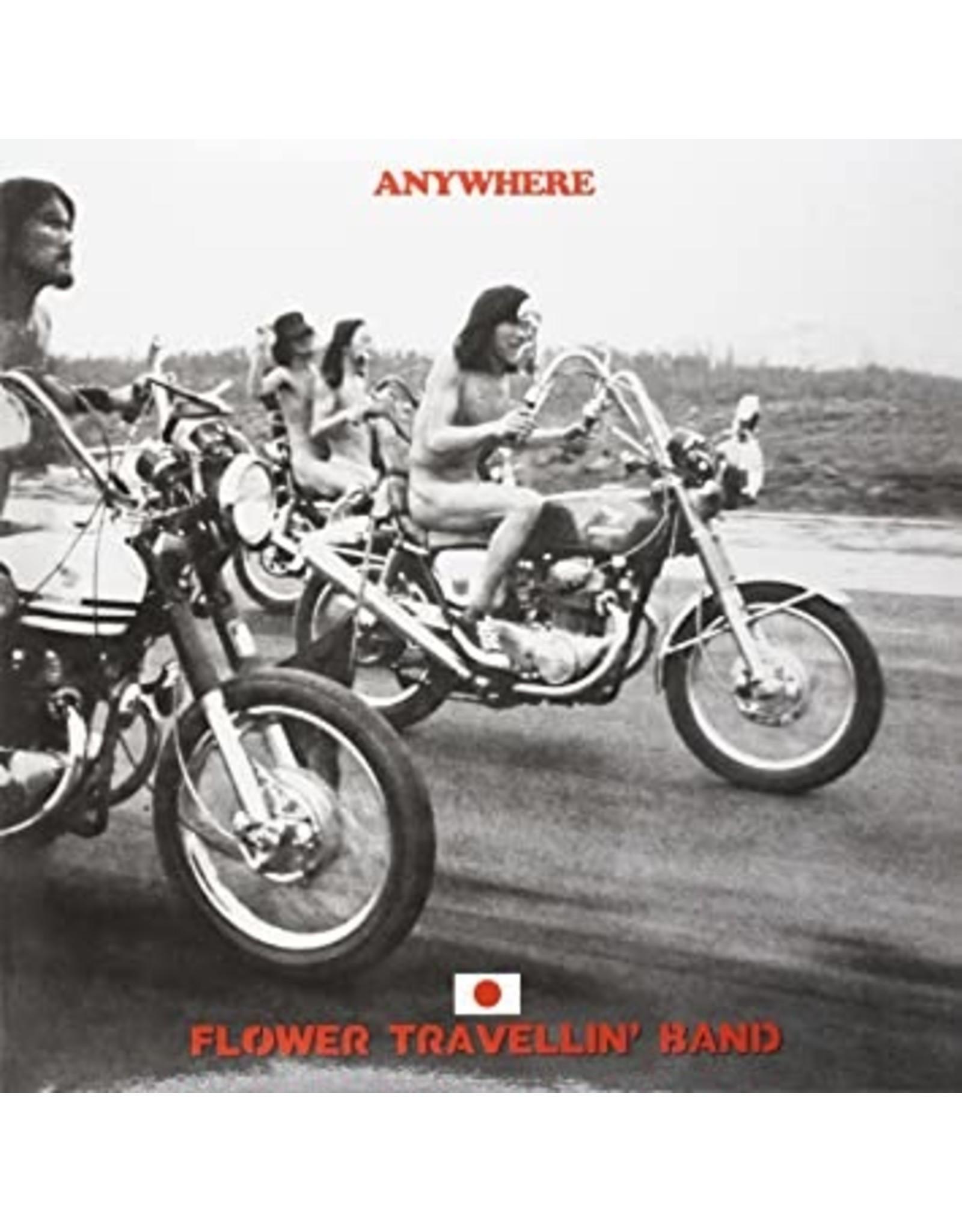 Flower Travellin' Band - Anywhere LP+CD