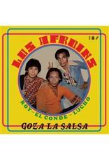 Los Afroins - Goza La Salsa LP