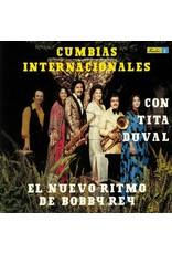 Cumbias Internacionales Con Tita Duval - El Nuevo Ritmo De Bobby Rey LP