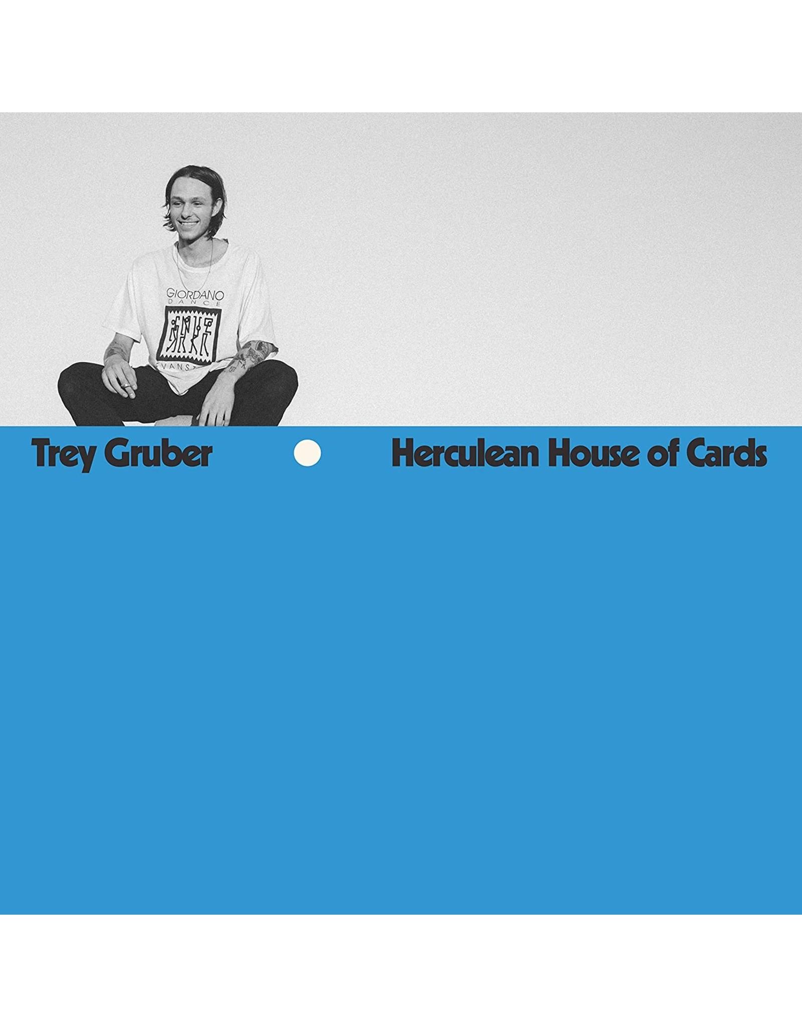 New Vinyl Trey Gruber - Herculean House Of Cards 2LP