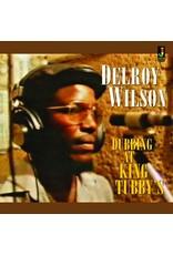 New Vinyl Delroy Wilson - Dubbing At King Tubby's LP