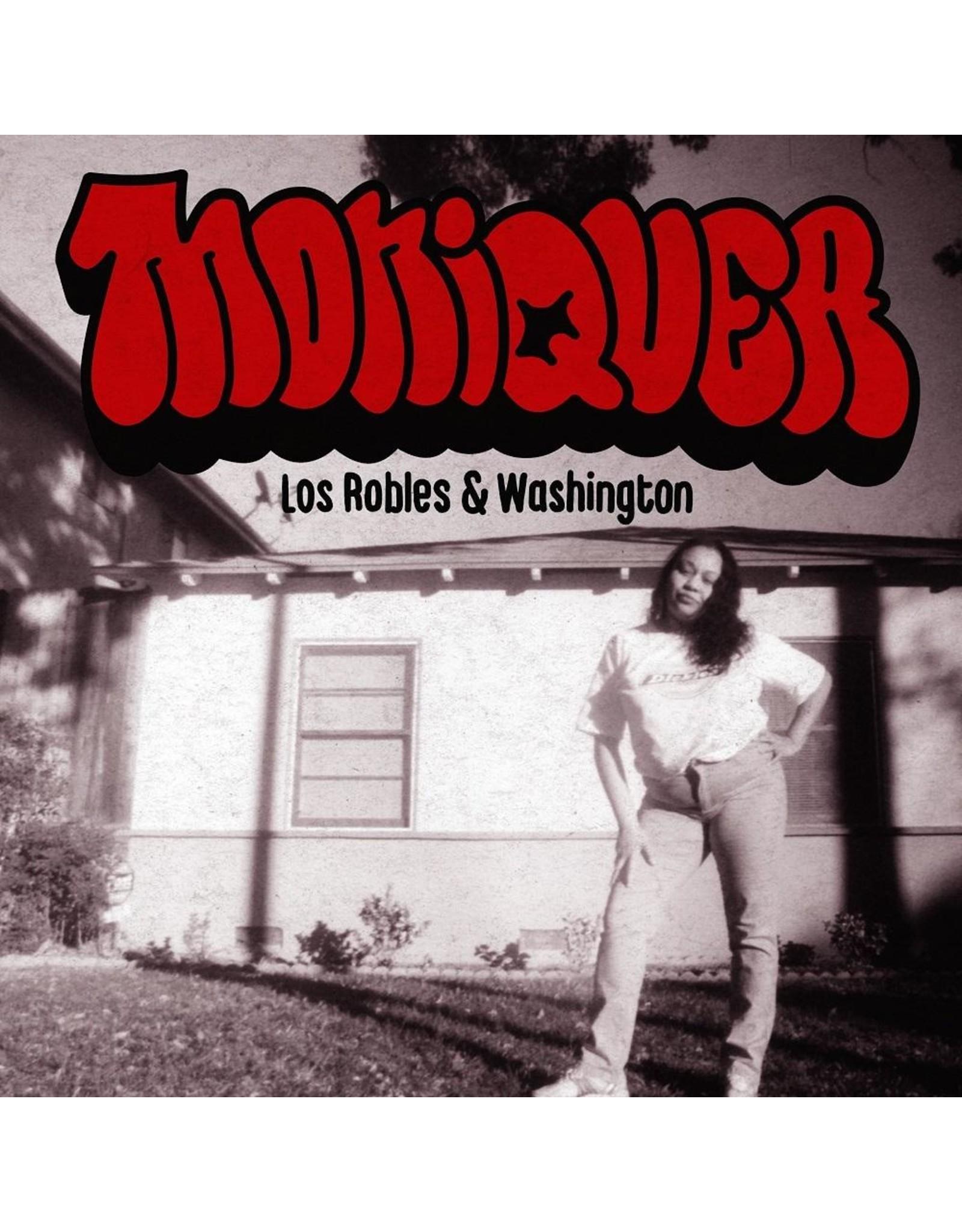Moniquea - Los Robles & Washington LP