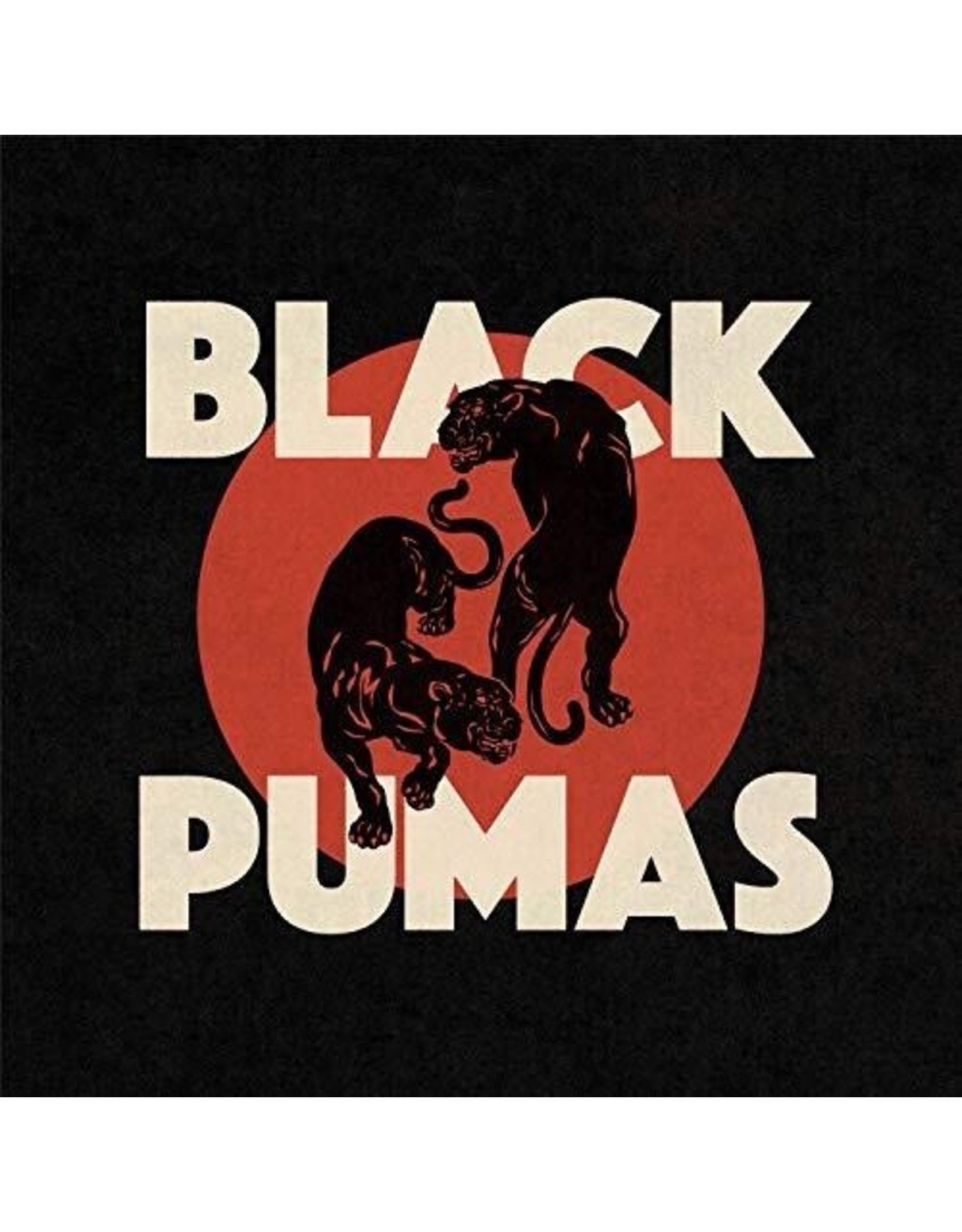 New Vinyl Black Pumas - S/T (Colored) LP