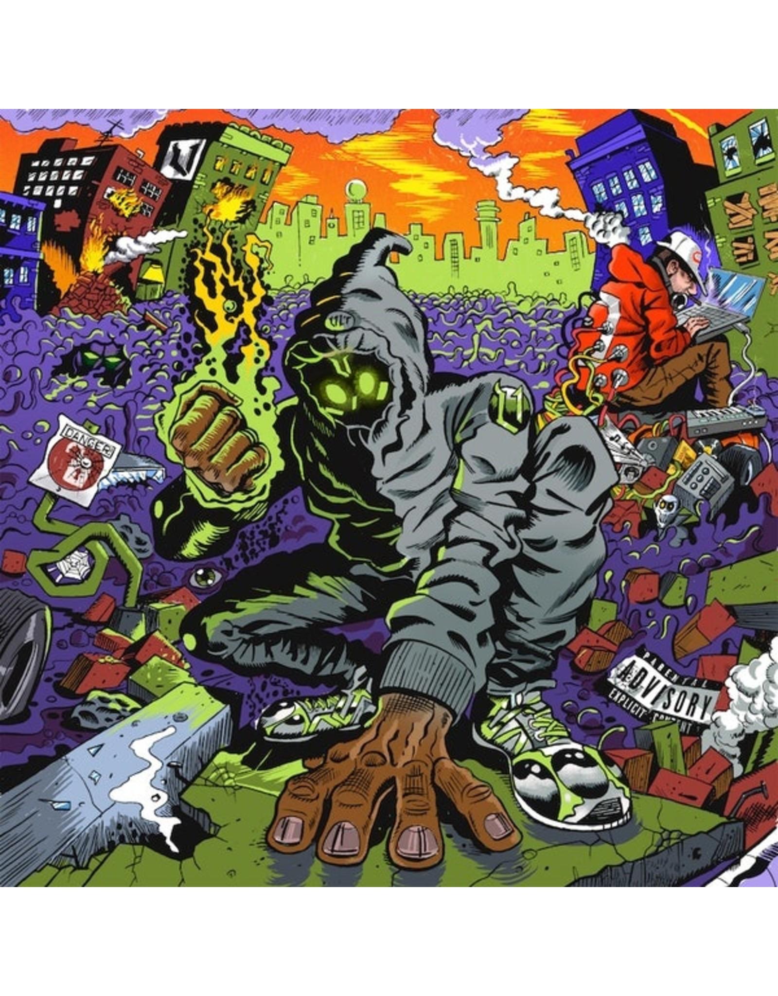 Denzel Curry x Kenny Beats - Unlocked LP
