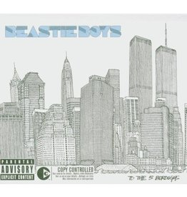 New Vinyl Beastie Boys - To The 5 Boroughs 2LP