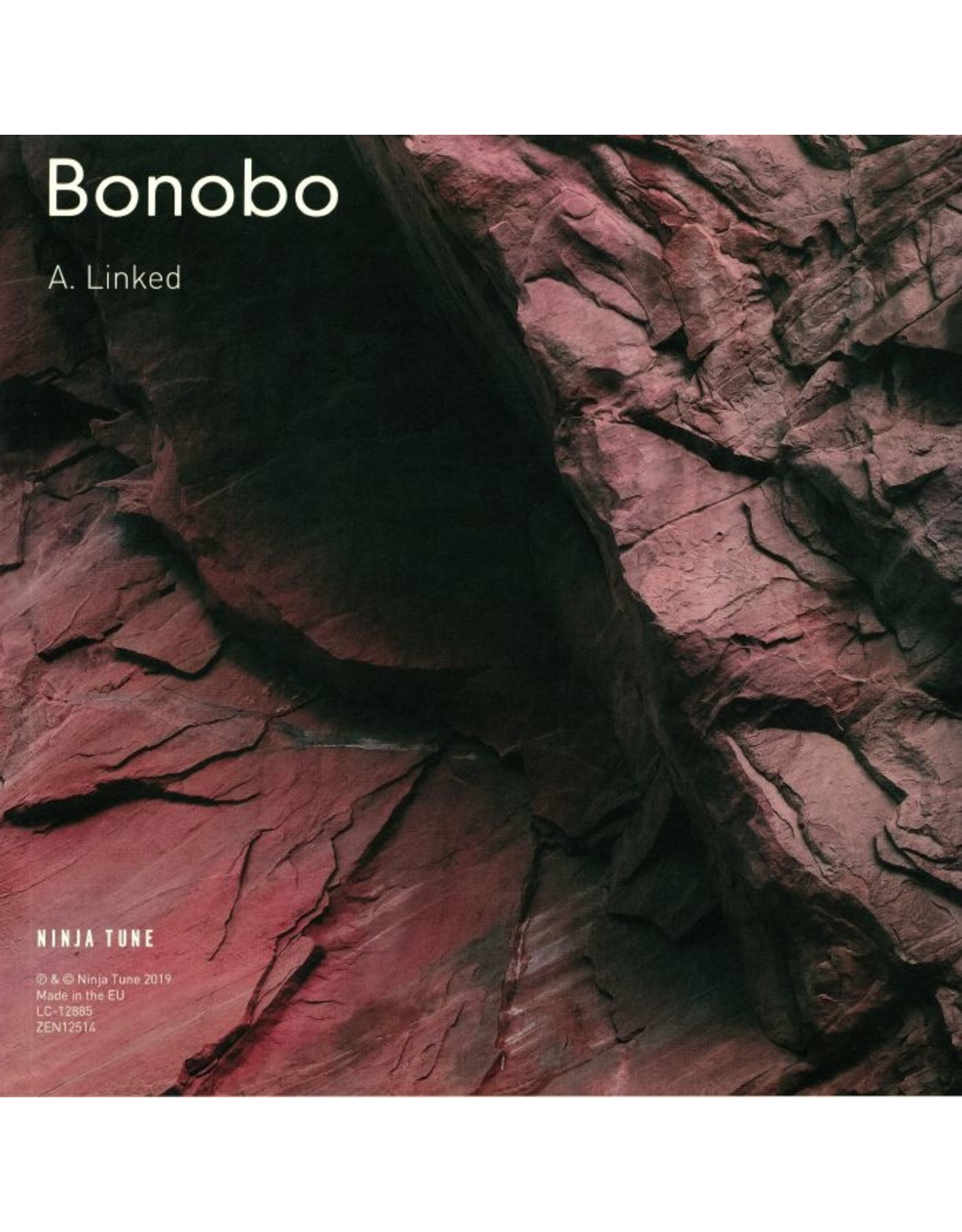"""New Vinyl Bonobo - Linked 12"""""""