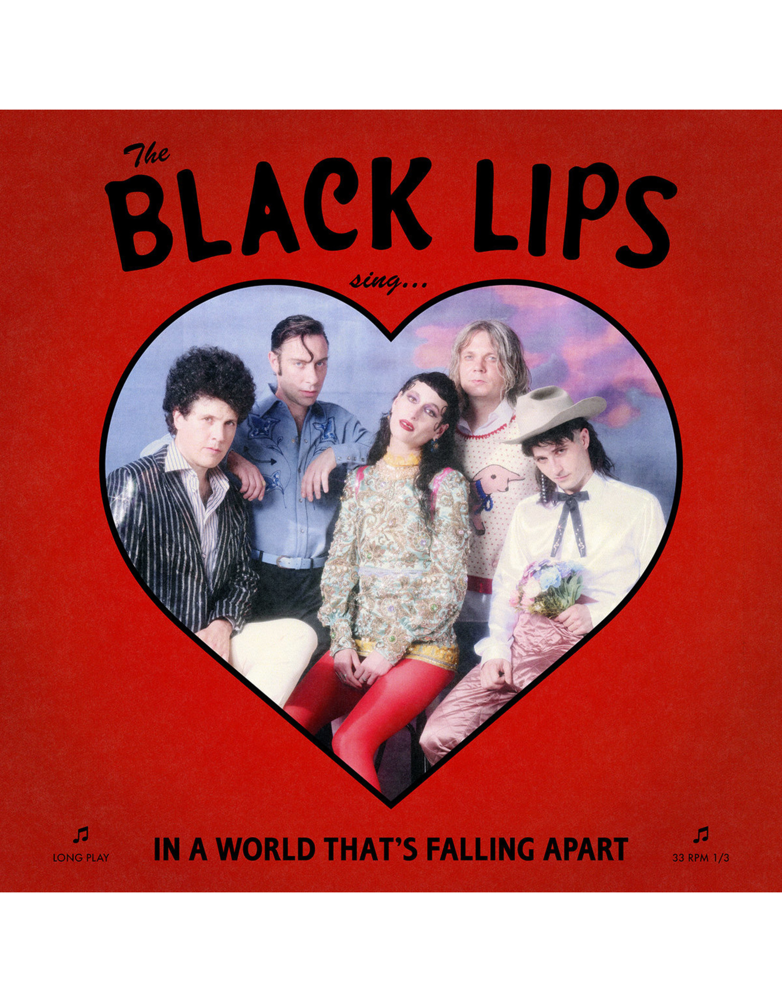 Black Lips - Sing In The World That's Falling Apart LP