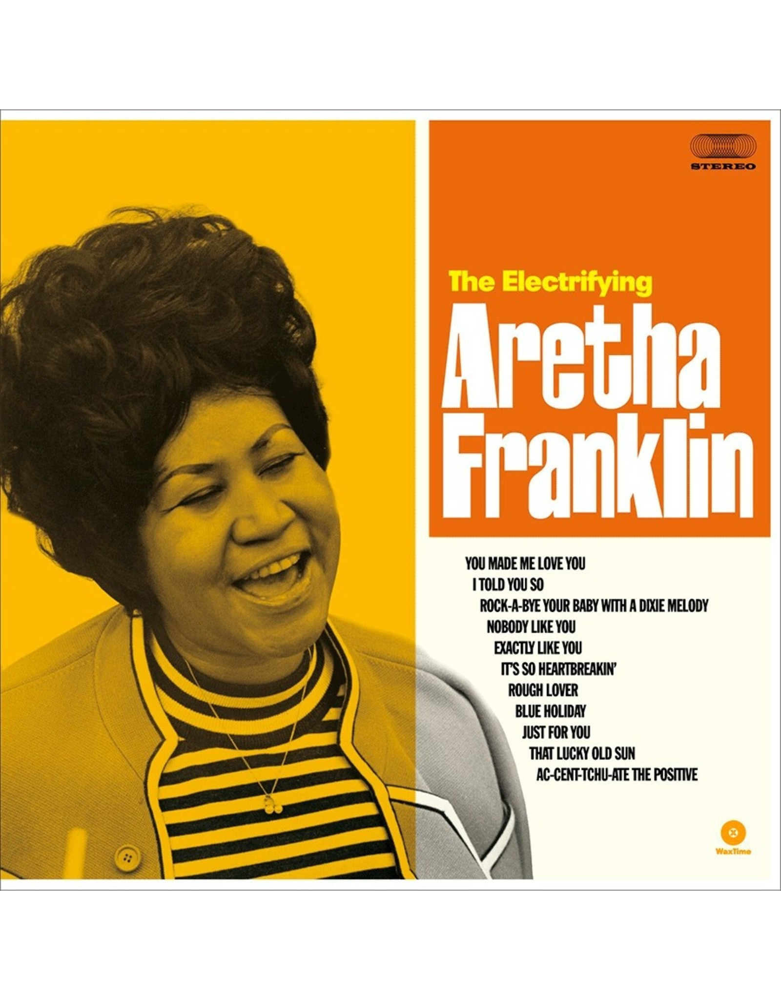 New Vinyl Aretha Franklin - The Electrifying Aretha Franklin LP