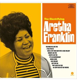 New Vinyl Aretha Franklin - The Electrifying Aretha Franklin LP