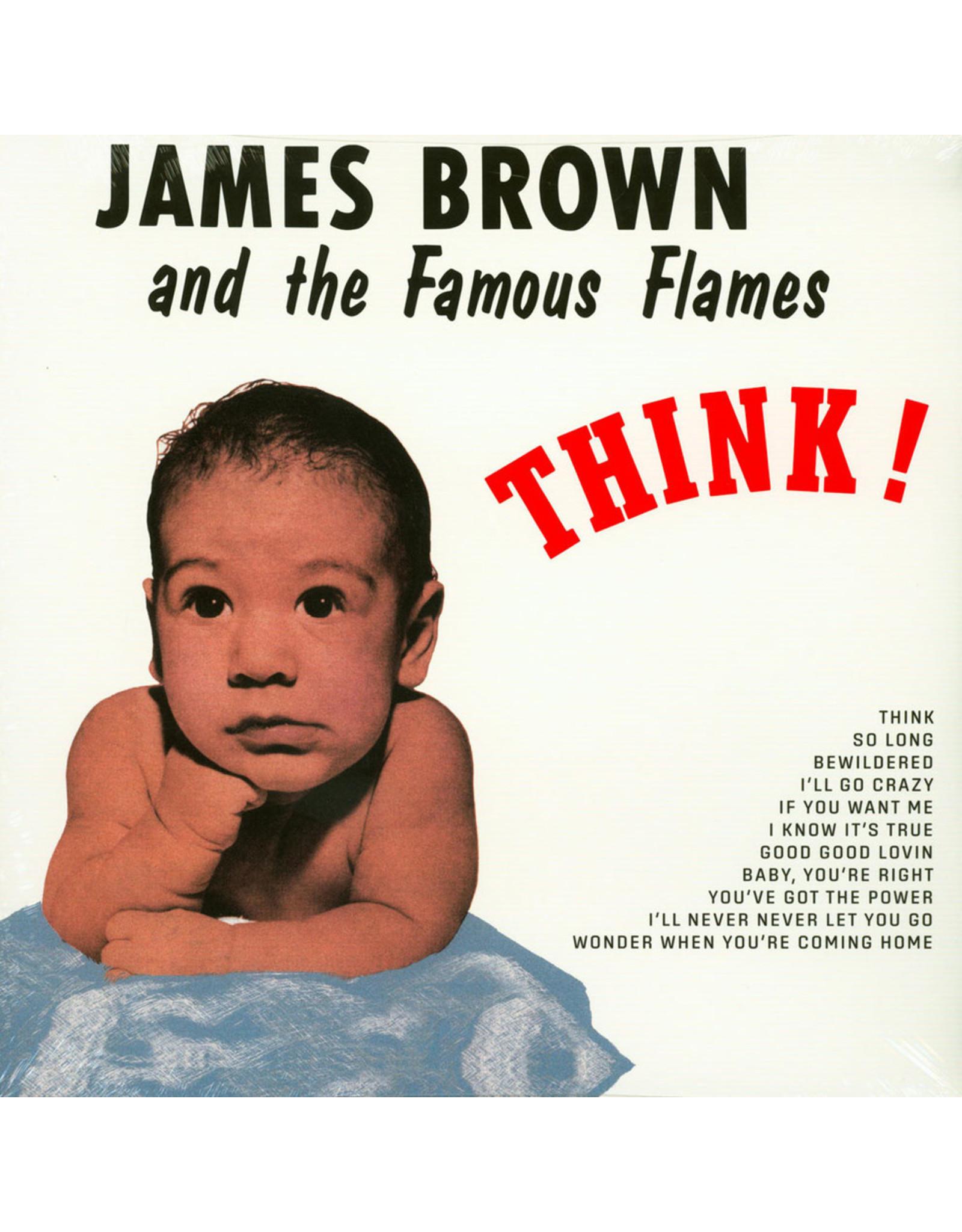 New Vinyl James Brown - Think LP