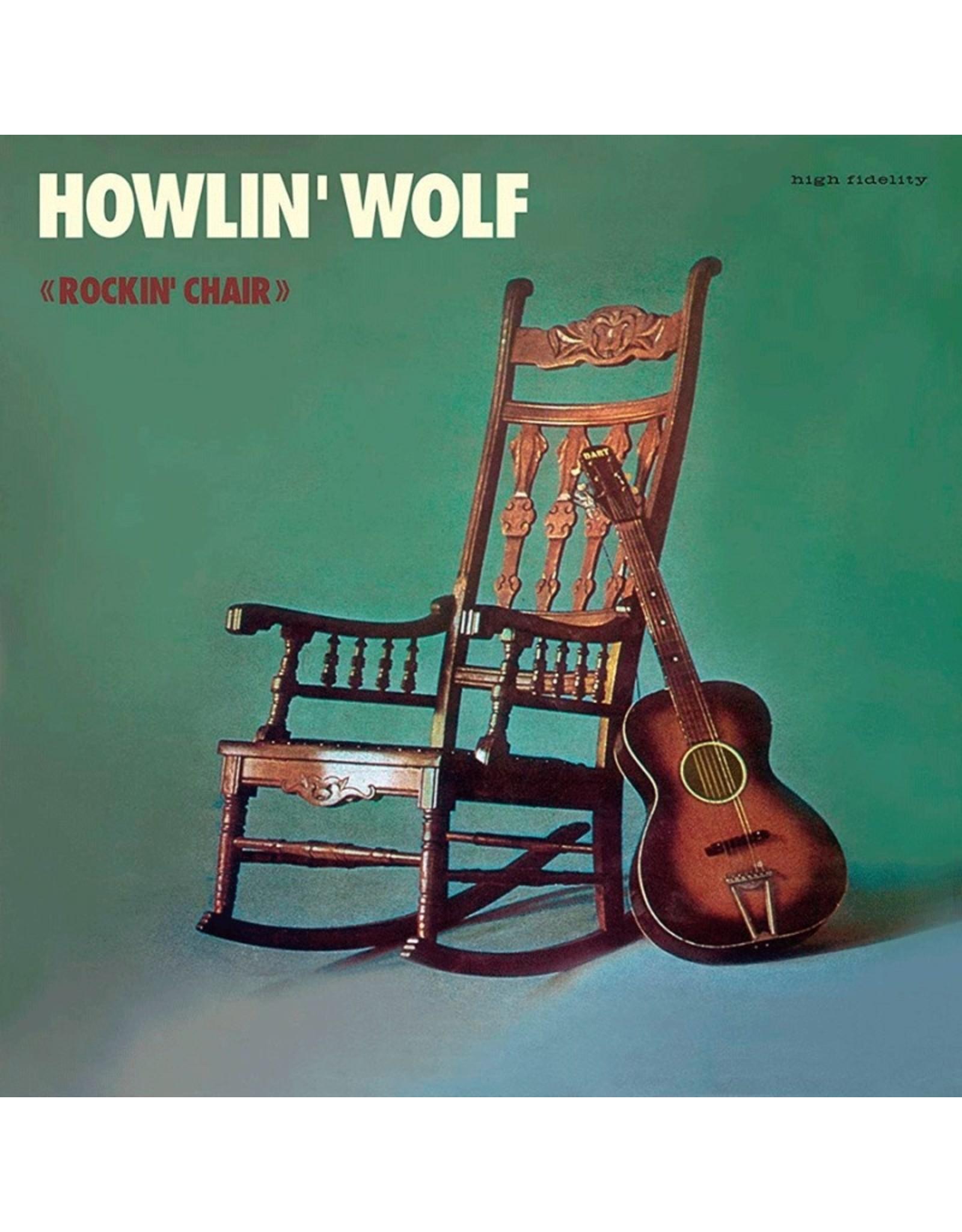 New Vinyl Howlin Wolf - S/T (Rockin' Chair) LP