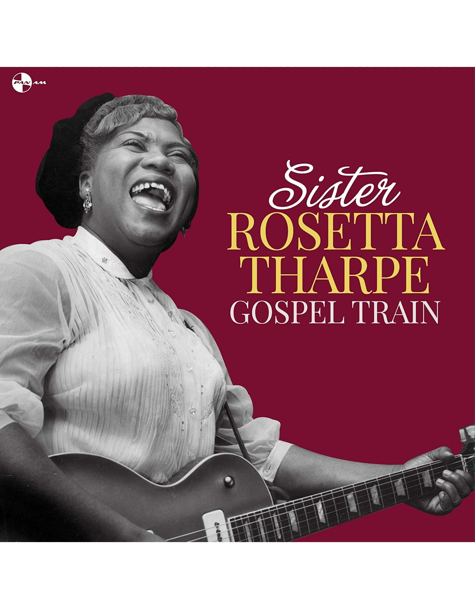 New Vinyl Sister Rosetta Tharpe - Gospel Train LP