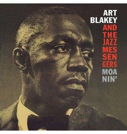 New Vinyl Art Blakey & The Jazz Messengers - Moanin'