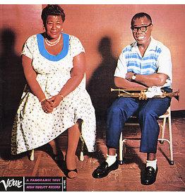 New Vinyl Ella Fitzgerald & Louis Armstrong - S/T LP