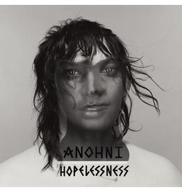 New Vinyl ANOHNI - HOPELESSNESS LP